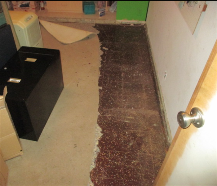 When Water Damage Travels Before