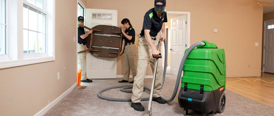Novato, CA residential restoration cleaning